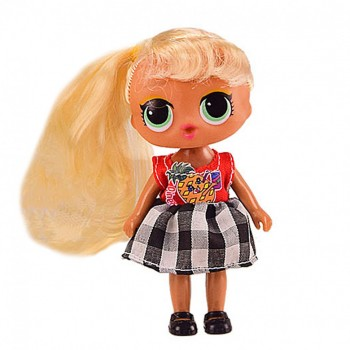 Игровой набор кукла BELA DOLLS GN5016 с аксессуарами (GN5016-A)
