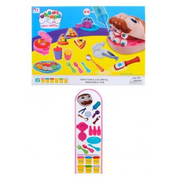 Детский набор для лепки