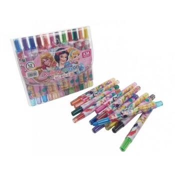 Детские мелки для рисования MK 4392 пастельные  ( 4392-G (Princess))