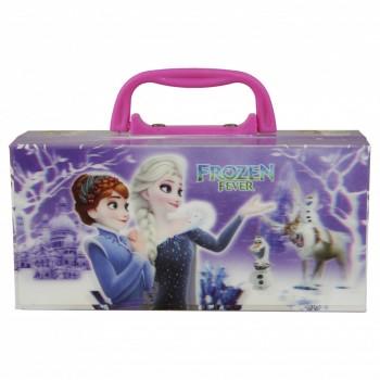 Детский пенал с кодовым замком MK 4412, 6 видов (Frozen)