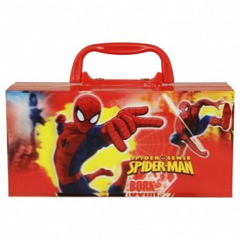 Детский пенал с кодовым замком MK 4412, 6 видов (Spider-Man)