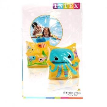 Детские нарукавники Рыбки 59650, 3-6лет