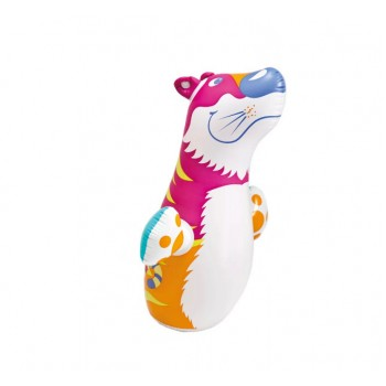 Надувная фигура животного 44669 для бокса, 3 вида (Тигр)