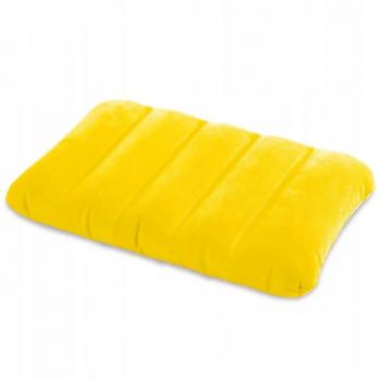 Надувная подушка 68676 водоотталкивающая (Желтый)