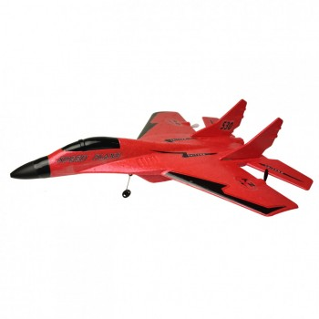 Планер МиГ-530 на р/у 9087 время полета 15 мин. (Красный)