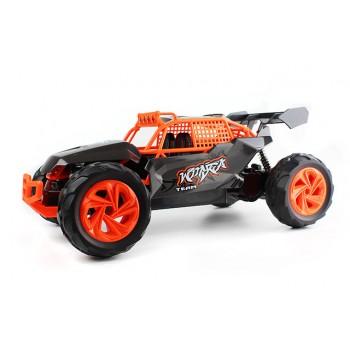 Багги на радиоуправлении типа Hot Wheels W3679 с аккумулятором (Оранжевый)