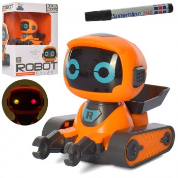 Детский индуктивный Робот 621-1A ездит по линии
