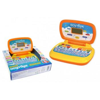 Детский развивающий ноутбук PL-719-50 на укр. языке