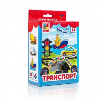 Детская игра мой маленький мир на магнитах VT3106, 4 вида (