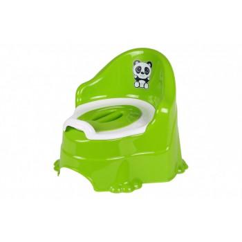 Горшок детский 5163TXK (Зеленый)