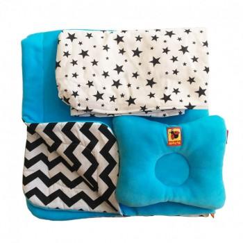 Комплект Bed Set Newborn MC 110512-10 подушка + одеяло + простыня