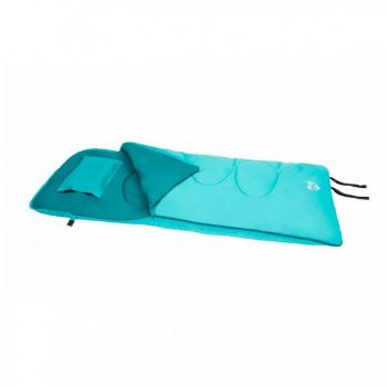 Спальный мешок односпальный BW 68101 на молнии (Голубой)