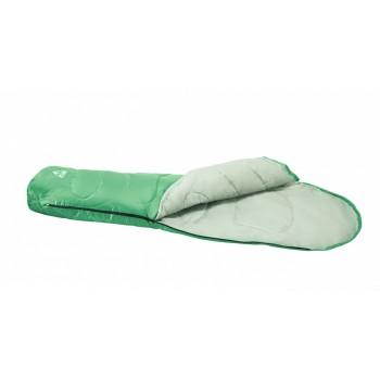 Туристический спальный мешок Bestway 68054 в сумке (Зелёный)