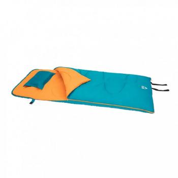 Спальный мешок односпальный BW 68101 на молнии (Синий)