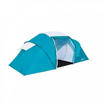 Палатка туристическая черырьехместная BW 68093 водонепроницаемая